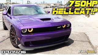 New 750hp Dodge Challenger Hellcat, Am Vulcan Auction, Mazda Speed3 Engine?  - Fast Lane Daily