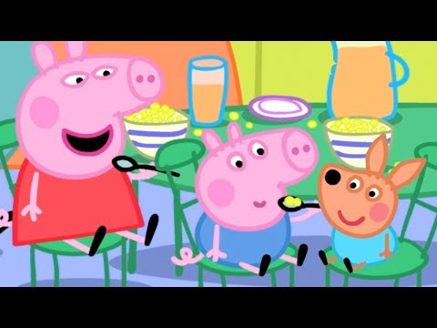 Peppa Pig's Visit Under The Sea! 🐡 | Kids TV And Stories
