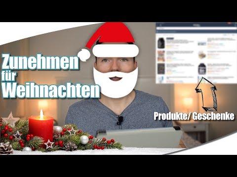Zunehmen bis Weihnachten - Geschenkideen und Produkte [Ansehen]