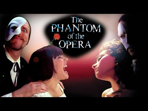 Phantom of the Opera - Nostalgia Critic Musical Review