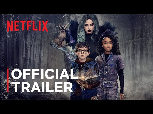 Nightbooks | Official Trailer | Netflix