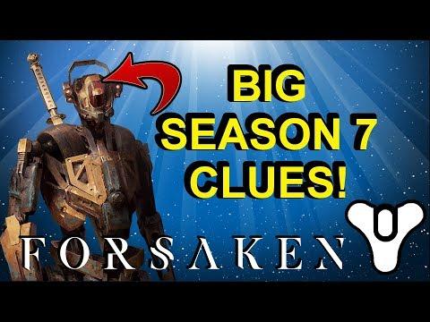Season of the Shadow Clues Explained! Destiny 2 Lore | Myelin Games thumbnail