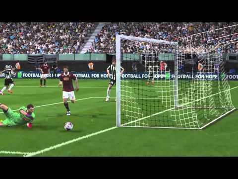 """FIFA Derbys #12 Italien: Juventus Turin - FC Torino (""""Derby della Mole"""") [PS4] [1080p]"""