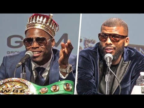 Adonis Stevenson Vs. Badou Jack FULL PRESS CONFERENCE | Toronto