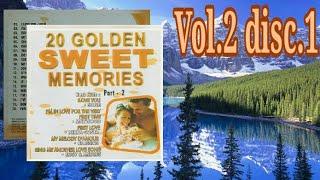 20 Golden Sweet Memories Vol.2 disc.1 original audio