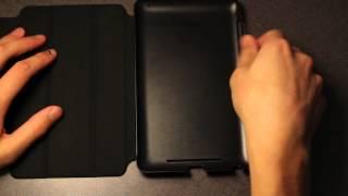 "Nexus 7 - Cheap Ebay ""smart Cover"" Review"