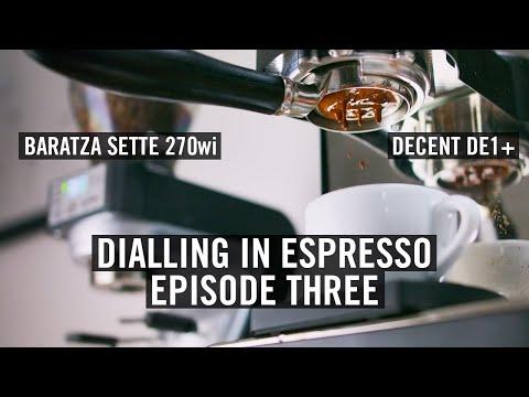 Dialling In Espresso - Episode 3