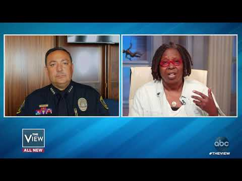Houston Police Chief Art Acevedo Explains Why He Doesn't Support Defunding the Police | The View