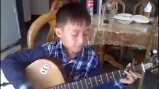 Amake amar moto thakte dao....by Child singer Sarba joy chakma