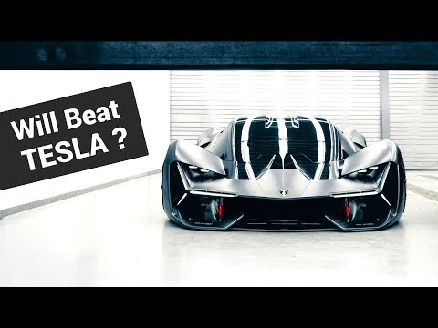 Top 5 Fastest All-Electric Cars in the World