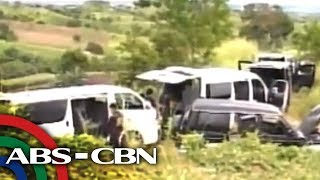 First exclusive video of site of Maguindanao massacre