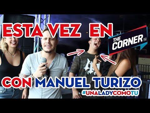 MANUEL TURIZO: LO PUSIMOS A COMER CULONAS!!! ENTREVISTA EN THE CORNER TV