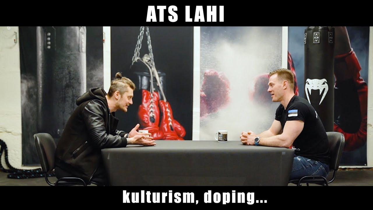 Ats Lahi - kulturismist, dopingust ja maailmamestrivõistlustest / Lihtne Podcast