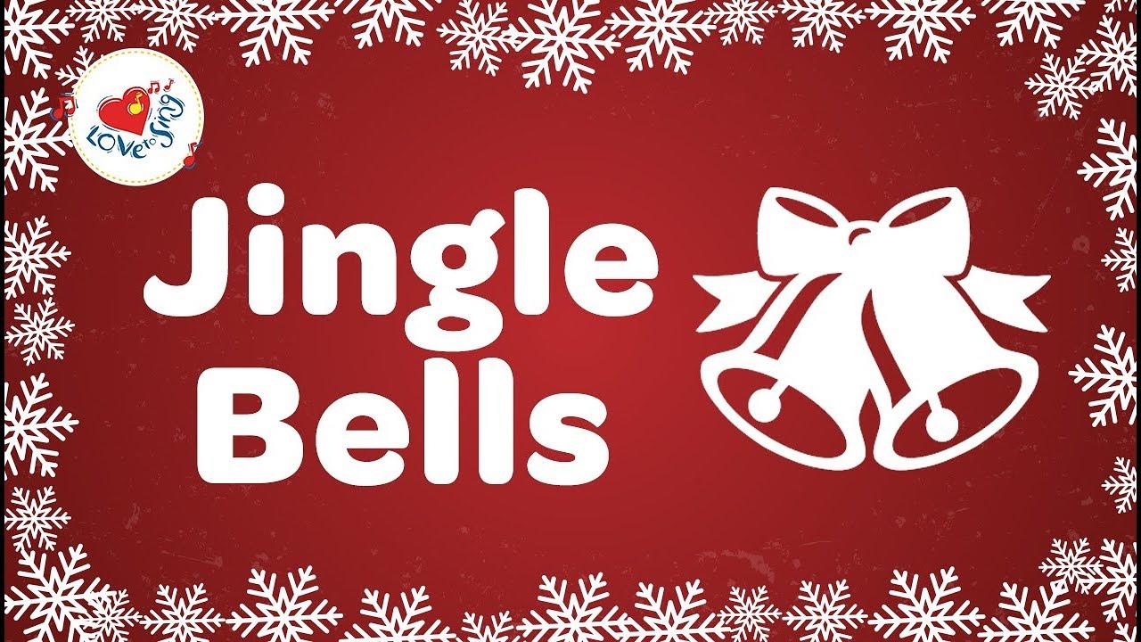 jingle bells with lyrics christmas song 2018 youtube. Black Bedroom Furniture Sets. Home Design Ideas