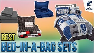 10 Best Bed-In-A-Bag Sets 2018