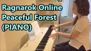 Ragnarok Online - Peaceful Forest (PIANO)