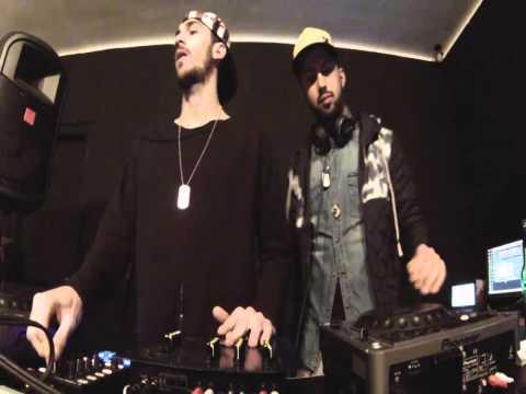 Neshga & Joe Vanditti @ RADIOUMR
