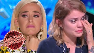 Most EMOTIONAL Auditions From Idols Around The World   Amazing Auditions