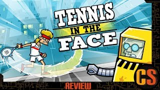 TENNIS IN THE FACE - NINTENDO SWITCH REVIEW