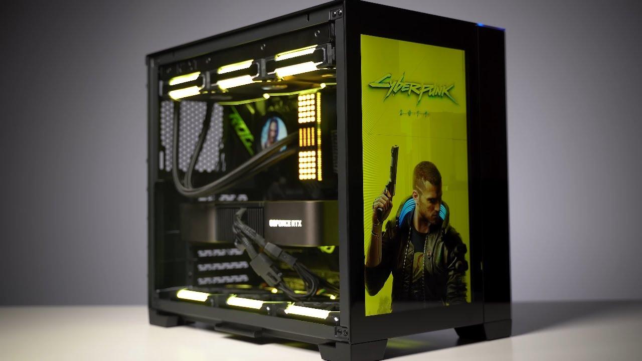 Overkill Gaming PC Build - O11D Mini (AMD Ryzen 9 5950x, RTX 3090)