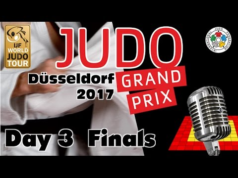Judo Grand-Prix Düsseldorf 2017: Day 3 - Final Block
