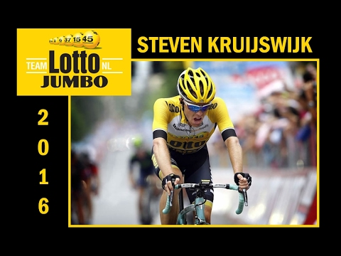 Tour de France 2016 : 2 ans avec Lotto Jumbo - TDF16 Kruijswijk (étapes 1 à 5) [FR]