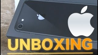 iPhone 8 Unboxing [64GB Space Grey]