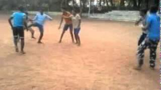 kabadi tamil game at pongal cel  in Madurai