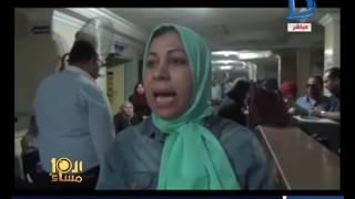 ممرضة حادث ختان السويس: الإعلام عامل ضجة ليه على الموضوع.. والإبراشي يرد: هنعمل لك حفلة !