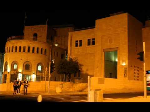 International Festival of Light in the Old City of Jerusalem 2012
