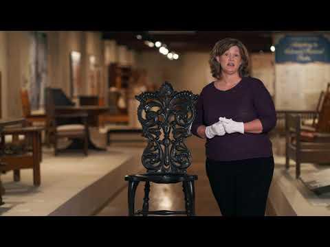 Victorian furniture vs Arts and Crafts furniture