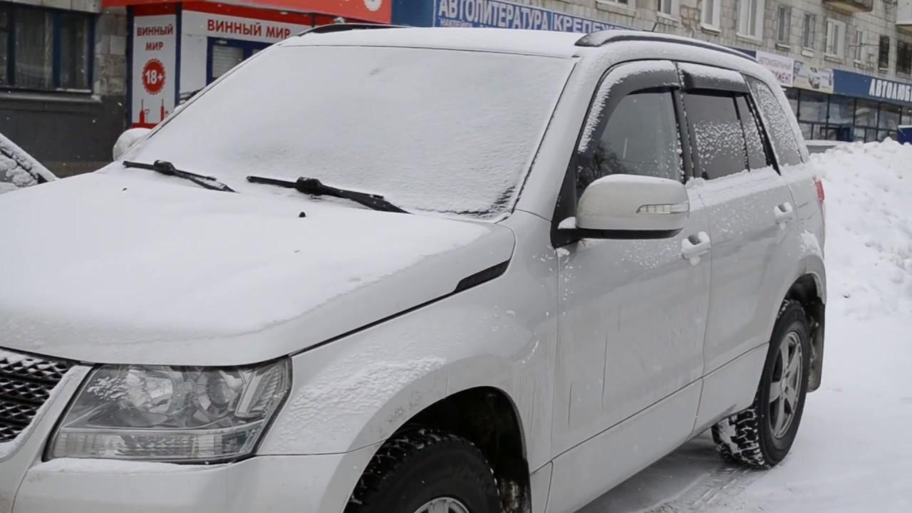АВТоДОП Нижний Новгород Дефлекторы (ветровики) окон Suzuki Grand Vitara/Сузуки Гранд Витара