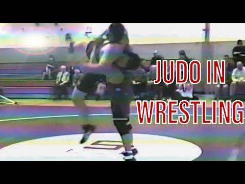 Judo In Wrestling