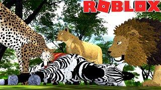 "NEW ANIMAL and UPGRADES in the SAVANNAH! WILD SAVANNAH ""ROBLOX""! 🐆"