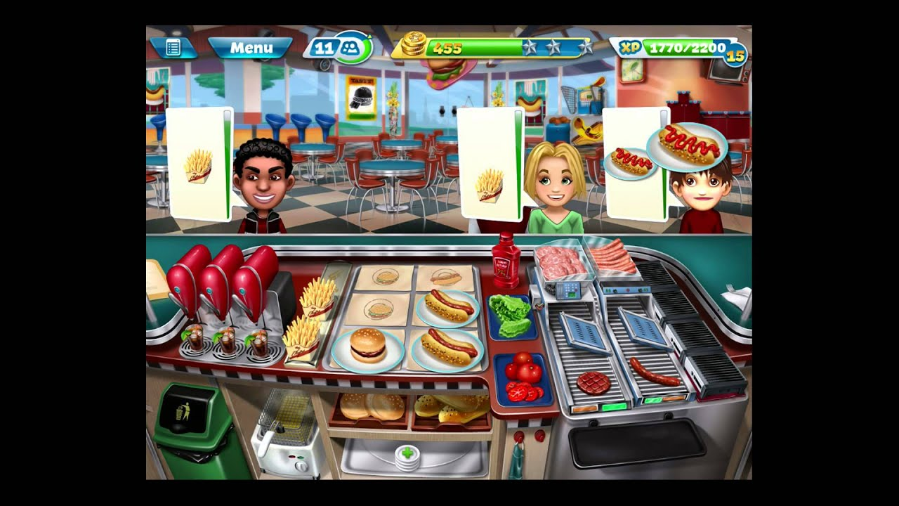 Cooking Fever Spielstand Гјbertragen