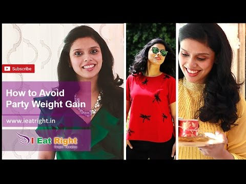 How to Avoid Party Weight Gain | Simple Tips to Stay Lean & Light | Tripti Tandon