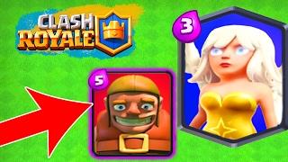 İLK Zamanlar Clash Royale Nasıldı ?  #2