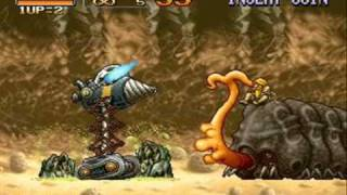 metal slug 3 mission 4 level 8 NO DEATH