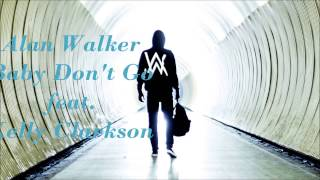 Download Alan Walker    Baby Don't Go feat Mp3