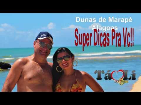 Dunas de Marapé / Litoral Sul de Alagoas - Super Dicas pra Vc!!!