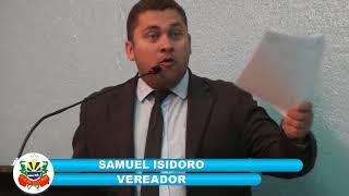 Samuel Isidorio Pronunciamento 11 08 2017