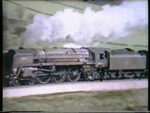 Retro Steam n the Lune Gorge