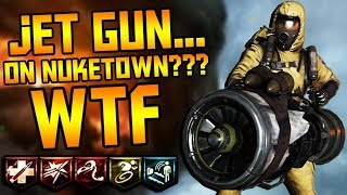 5 Things You Didn't Know About Nuketown Zombies! (Call of Duty Zombies Secrets)