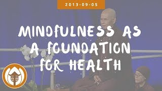 Mindfulness as a Foundation for Health | Talks at Google, September 2011