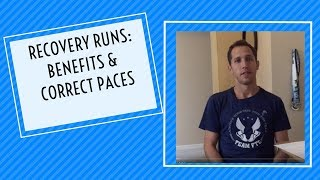 Recovery Runs: Benefits and Correct Paces