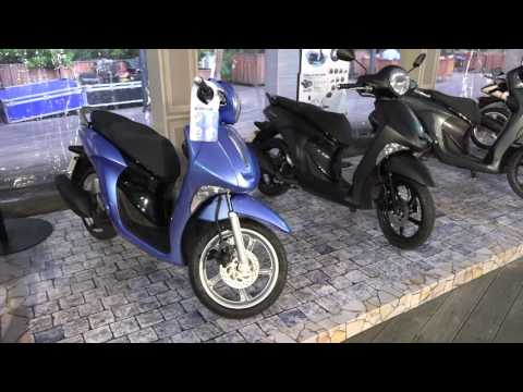 Xe.Tinhte.vn - Yamaha Janus, xe tay ga cho nữ, giá từ 27 triệu