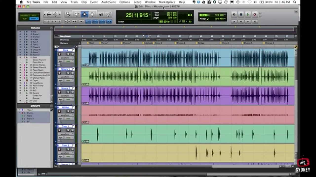 Pro tools tutorial beginner record a song from scratch youtube.