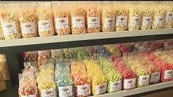 Gourmet popcorn store opens in Girard