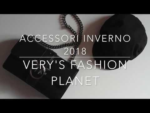 Accessori inverno 2018 - Very's Fashion Planet
