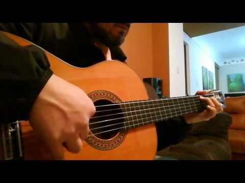 RELOJ   Guitarra Instrumental Bolero  Roberto CANTORAL